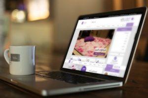 طراحی فروشگاه اینترنتی گلبافت