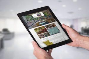 طراحی سایت شرکت فرتاک