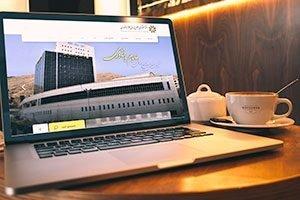 طراحی سایت مرکز منطقه ای علوم و فناوری